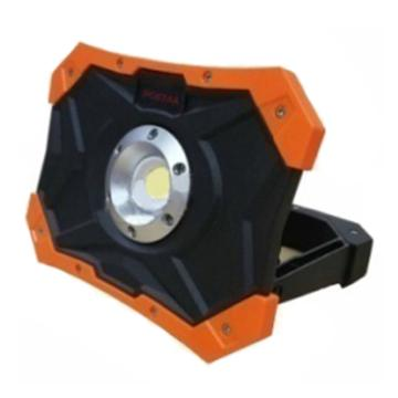 颇尔特 POETAA523 移动强光广角工作灯,功率18W 可充电LED泛光灯,单位:个