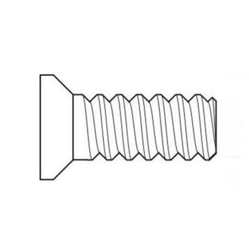 正河源 螺钉,M2.5-6.0-3.5-60