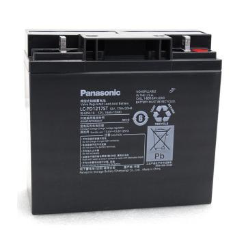 松下Panasonic 蓄电池,12V/17AH,LC-PD1217
