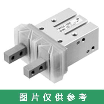 SMC 平行开闭型气爪,防尘型,双作用,MHZJ2-16D