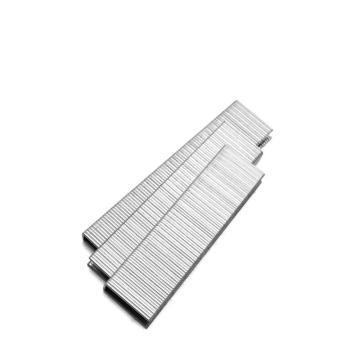 美特K4系列码钉,钉径1.25*1.0mm,宽5.72mm 长16mm,4000支/盒,K416