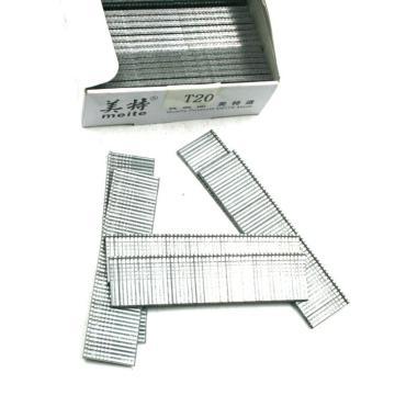 美特T形直釘,釘子長度50mm 釘徑1.6*1.4mm,2500支/盒,T50