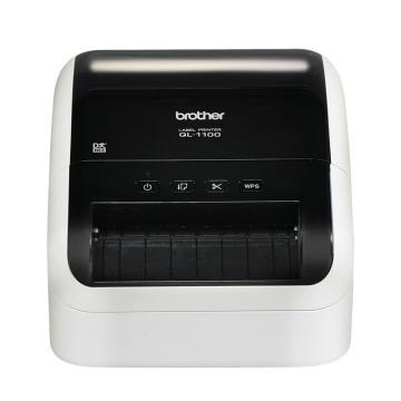 兄弟(BROTHER)热敏网络电脑标签打印机,QL-1100