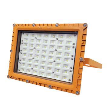 奇辰 LED防爆泛光灯,QC-FB008-A-I/L50W,50W 白光6000K 支架式,单位:个