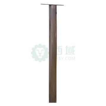 灯杆 3米护栏式灯立杆(单灯头)杆高3米 灯杆直径80mm Q235 热镀锌表面喷塑,单位:个