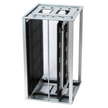 三威 防静电收集架,A型,外形尺寸mm:355×320×563,存放数量:50片,耐温120-150℃,散件发货