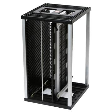 三威 防静电收集架,C型,外形尺寸mm:355×320×563,存放数量:50片,耐温100℃以下 ,散件发货