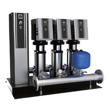 凯泉 第五代数字集成变频设备 KQGV2-4030/TYHF,含泵组,控制柜,气压罐