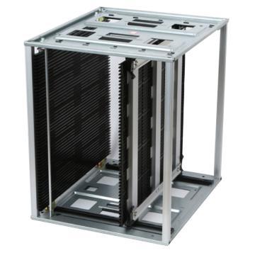 三威 防静电收集架,B型,外形尺寸mm:535×460×569,存放数量:50片,耐温100-120℃,散件发货