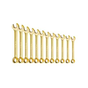 渤防 防爆12件套两用扳手,铝青铜,12件套,1055AL