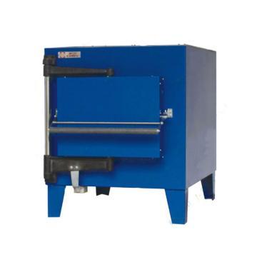 中一 箱式電阻爐,額定溫度:1000℃,額定功率:12Kw,爐膛尺寸:500*300*200mm,SK2-12-10