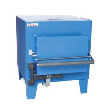箱式电阻炉,额定温度:1000℃,额定功率:4Kw,炉膛尺寸:300x200x120mm,Sx2-4-10