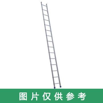 金锚 欧标铝合金直梯,踏棍数:8,额定载荷(KG):150,直梯高度(米):2.47,LCS260SAL1