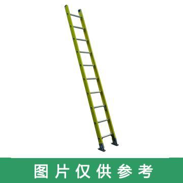 金锚 美标玻璃钢直梯,踏板数:20,最大承重(KG)330,长度(M):6.2,宽度(CM):42.7,FMA3-120IA