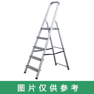 金锚 铝合金工作梯,额定载重(kg):150 层数:2 工作高度(m):0.42,AO113-102
