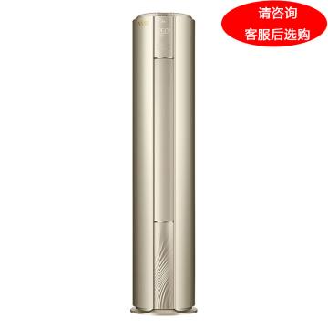 美的 制冷王3匹变频冷暖圆柱柜机,KFR-72LW/BP3DN8Y-YB300(B1),一级能效, 智能WiFi,区域限售