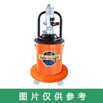 佰辉 高压黄油机 20L高配版(黄油机+油水分表+高档万向头+四分钢丝管+6米弹簧)