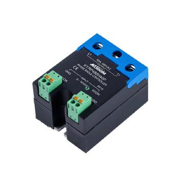 库顿 单相交流调压模块KYRP240L60P 60A170-280V 0-5VDC控制