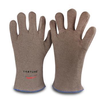 卡司顿 隔热手套,PJJJ35-33,250°耐高温手套
