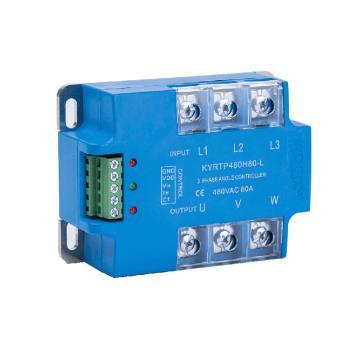 库顿三相调压模块KYRTV480H40-L 40A180-530VAC 0-10VDC/4-20mA控制