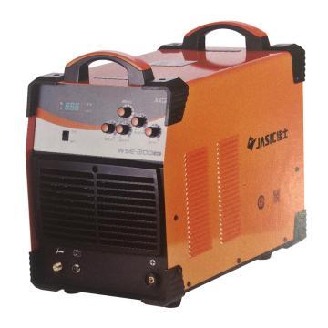 WSE-200(E164)逆变交直流氩弧焊机,220V,深圳佳士,MOS管