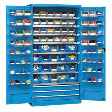 位邦 双开门工具柜,尺寸(mm):1023*555*1800,HK8301 02