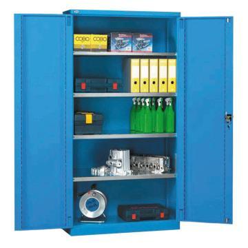 位邦 双开门工具柜,尺寸(mm):1023*555*1800,HK8305 02
