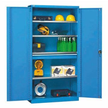 位邦 双开门工具柜,尺寸(mm):1023*555*2000,HK8306 02
