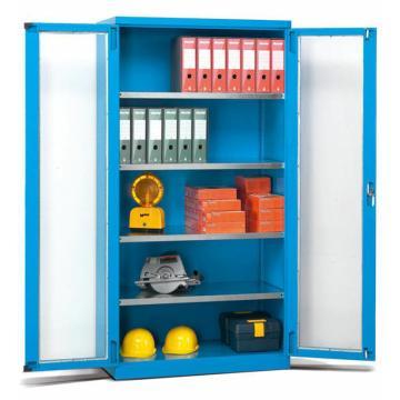 位邦 双开门工具柜,尺寸(mm):1023*555*1800,HK8401 02