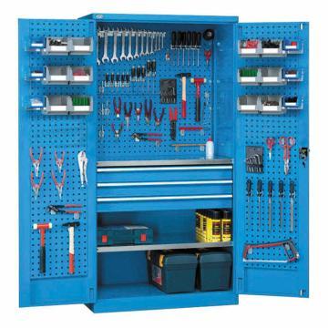 西域推薦 雙開門工具柜,尺寸(mm):1023*555*2000,HK8316 02
