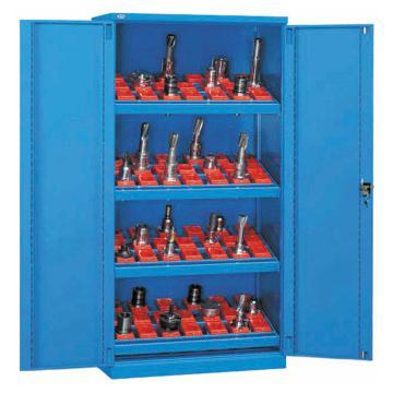 西域推薦 刀具儲物柜,尺寸(mm):1023*555*2000,CNC-2002