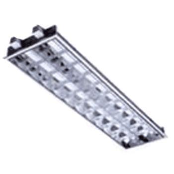飞利浦 LEDT8格栅灯1197x297 TBS068 2xTLD-36WFM2 T型龙骨含2根飞凡 T8单端2X16W单灯应急 单位个