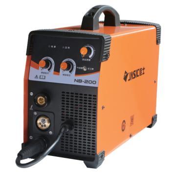 NB-200(N24002)逆变无气自保护焊机,220V,一体,深圳佳士,IGBT单管