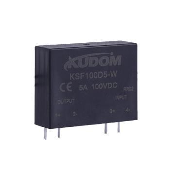 库顿 直流输出型固态继电器KSF48D5-W5A4-32VDC控制 0-48V