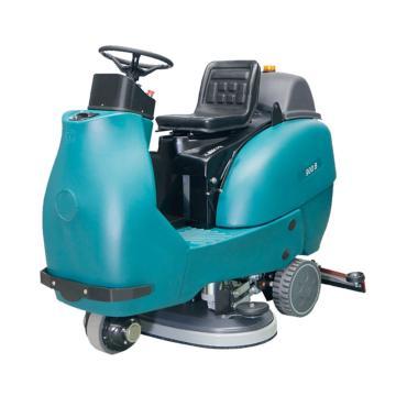 潔德美駕駛式電瓶洗地機(免維護),900B