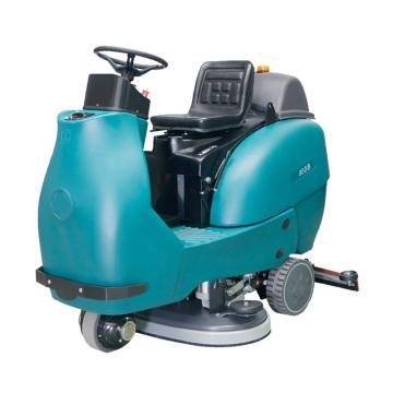 洁德美驾驶式电瓶洗地机(免维护),850B