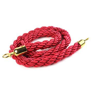 围栏红色安全绳,谋福8256,红色安全绳
