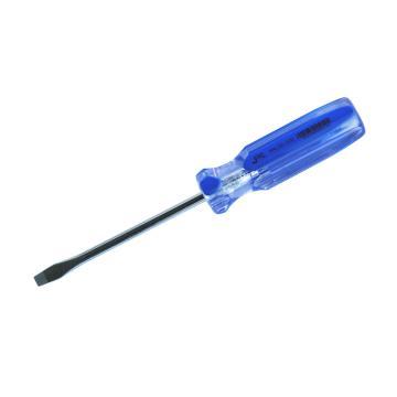 捷科 直徑6mm長度250mm一字螺絲批,NLC6-250,(-)053461