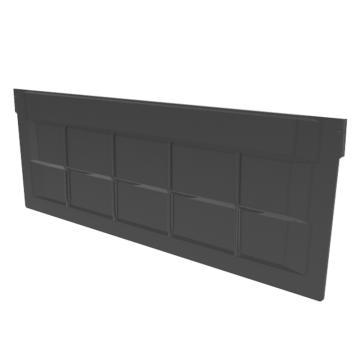 Raxwell 横向分隔版,TK-V400,PS材质,加强筋结构,搭配TK3415/TK5415/TK6415,黑色