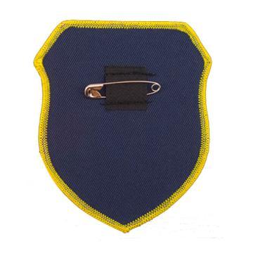 安赛瑞 臂章袖标(定制专拍),全织唛织线,85×100mm,13804,20个/包