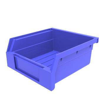 西域推荐 背挂零件盒,外尺寸规格D*W*H(mm):110×105×50,全新料,蓝色,24个/箱