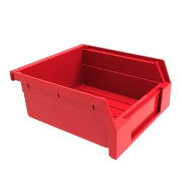 西域推荐 背挂零件盒,外尺寸规格D*W*H(mm):110×105×50,全新料,红色,24个/箱