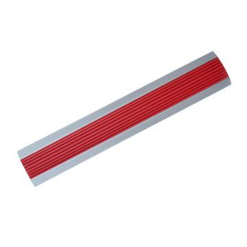 安赛瑞 铝合金楼梯包边防滑条-红,长度1.5m,宽45×高18×厚1mm,13866