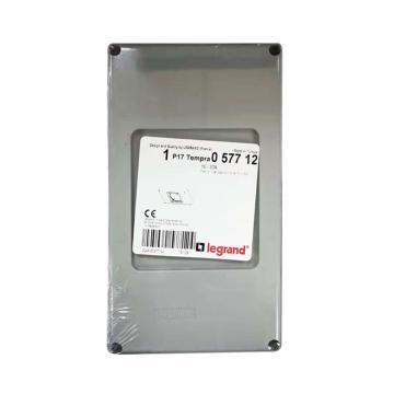 罗格朗/legrand 配电箱,16/32A 1个暗装插座,057712