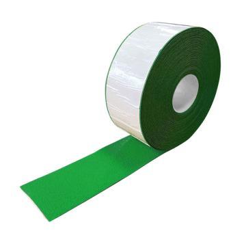 安赛瑞 重载型反光划线胶带-绿,1mm厚塑胶材质,50mm×20m,12374