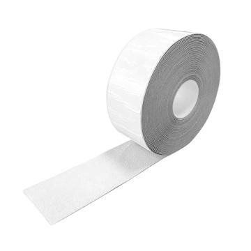 安赛瑞 重载型反光划线胶带-白,1mm厚塑胶材质,100mm×20m,12380