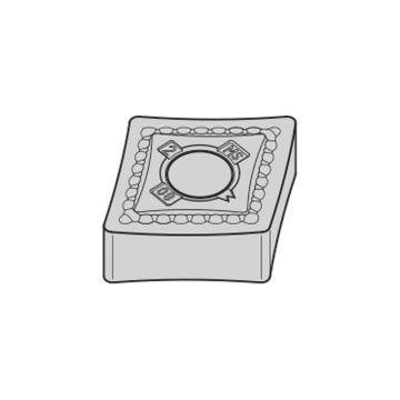 肯纳 外圆刀(镗孔刀),CNMG120401MS KC5010,5片一盒
