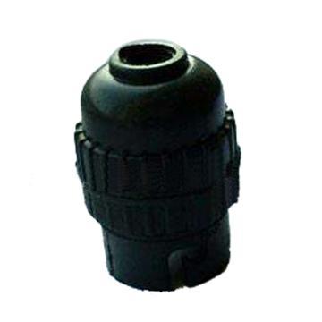 黑色 E27 塑料灯头
