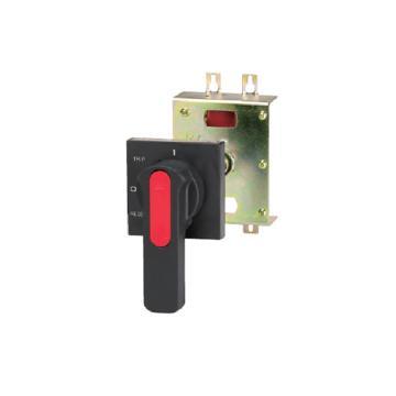 德力西DELIXI 塑壳断路器附件,CDM3-100FN 直接方形手操,10个/包