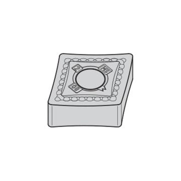 肯纳 外圆刀(镗孔刀),CNMG120402MS KC5010,5片一盒